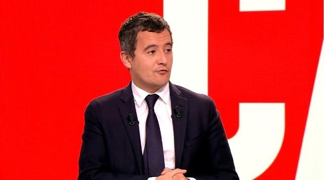 """Philippe Béchade: Darmanin évoque des """"contrôles spécifiques sur les réseaux sociaux"""" (photos, messages) dans le cadre de la lutte contre l"""