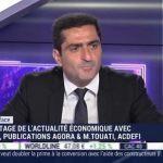 """Marc Touati: Marchés: """"Malheureusement, la purge n'est pas terminée car on a été trop loin dans l'exagération !"""""""
