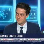 Alerte lancée sur le Bitcoin par Nicolas Chéron le 22 Déc 2017: «Là, on assiste vraiment à potentiellement l'éclatement d'une bulle !»