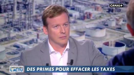 """Nicolas Meilhan: """"On est en train de se rapprocher de la fin du pétrole"""""""