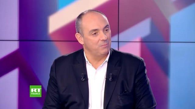 """Olivier Delamarche: """"Pour Draghi et les débiles qui le conseillent, une fois pour toute le QE est déflationniste par nature !"""""""