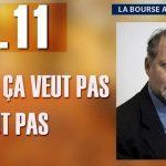 """Philippe Béchade – Séance du Vendredi 09 Novembre 2018: """"Quand ça veut pas, ça veut pas…"""""""