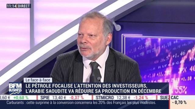 """Philippe Béchade: """"La gestion des taux en Europe est totalement anormale, dysfonctionnelle et s"""