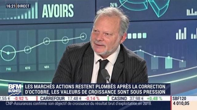 Philippe Béchade: Alors qu