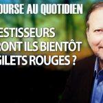 """Philippe Béchade – Séance du Lundi 19 Novembre 2018: """"Les investisseurs enfileront ils bientôt leurs gilets rouges ?"""""""