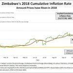 """Zimbabwe: """"L'inflation cumulée vient d'atteindre 160% !"""""""