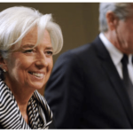 Christine Lagarde du FMI, inquiète des conséquences économiques des gilets jaunes