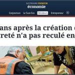 """Simone Wapler: """"Gilets jaunes, beurre et argent du beurre"""""""