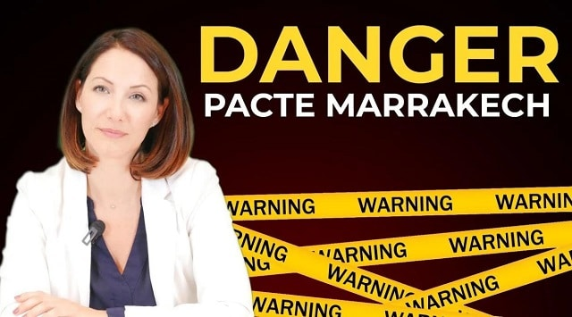 Pacte de Marrakech: Un Danger pour la France ?... Avec Laurence Marchand-Taillade