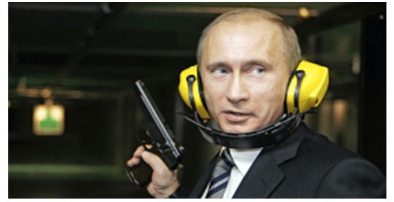Gilets jaunes… C'est la faute à la Russie, et à cause de Poutine !