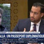 """Antton Rouget: """"Alexandre Benalla continue de voyager avec son passeport diplomatique malgré son éviction de l'Élysée"""""""