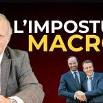 """Philippe Béchade: """"Au moins la moitié du programme de Macron émane directement de Bruxelles et le peuple n'est jamais consulté !"""""""