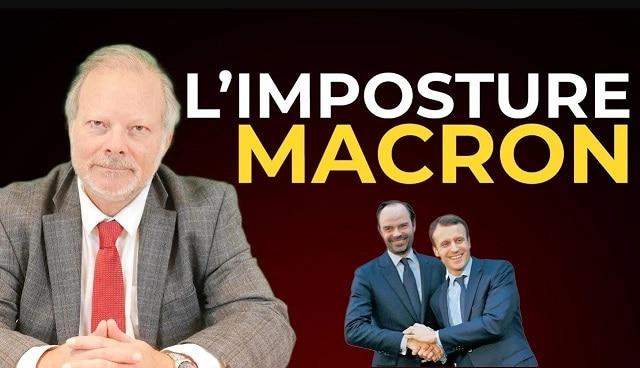 """Philippe Béchade: """"Au moins la moitié du programme de Macron émane directement de Bruxelles et le peuple n"""