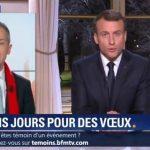 """Christophe Barbier – Vœux Macron: """"Je pense qu'il doit dire que les réformes doivent continuer, qu'elles vont reprendre… grâce aux gilets jaunes !!"""""""