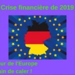 Objectif Eco: Timing de la crise financière: le moteur de l'Europe en train de caler…
