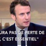 """Quand Macron promettait de """"préserver le niveau de vie des retraités"""" !"""