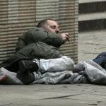Royaume-Uni: deux fois plus de sans-abri en cinq ans