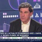 Jacques Sapir: «Pour la FED, Il est très clair que ses marges de manœuvre sont très limitées !!»
