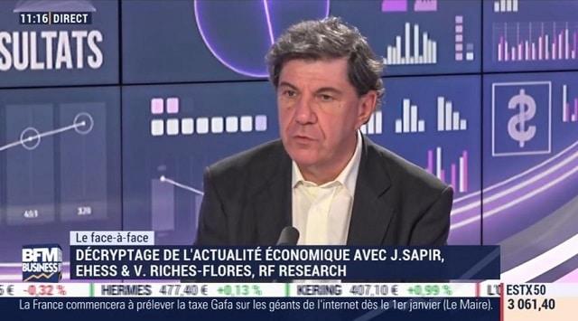 """Jacques Sapir: """"Pour la FED, Il est très clair que ses marges de manœuvre sont très limitées !!"""""""