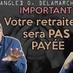 """Olivier Delamarche: """"Sur la retraite faut être très clair, le système tel qu'on le connait aujourd'hui ne tiendra pas ! Ce n'est pas possible !!"""""""