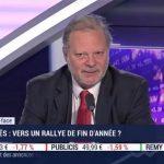 """Philippe Béchade: """"L'inversion de la courbe des taux est très mauvaise pour les banques !"""""""