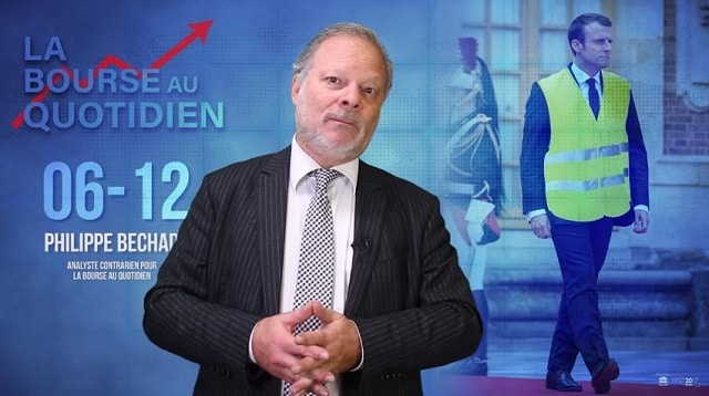 """Philippe Béchade – Séance du Jeudi 06 Décembre 2018: """"Léché, lâché, lynché !"""""""