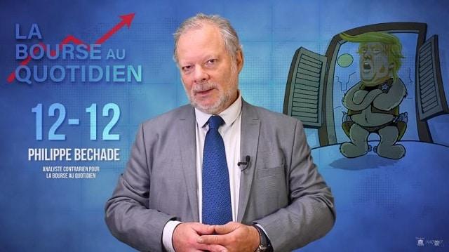 """Philippe Béchade – Séance du Mercredi 12 Décembre 2018: """"Les portes de saloon battent à toute volée mais où est le shérif ?"""""""