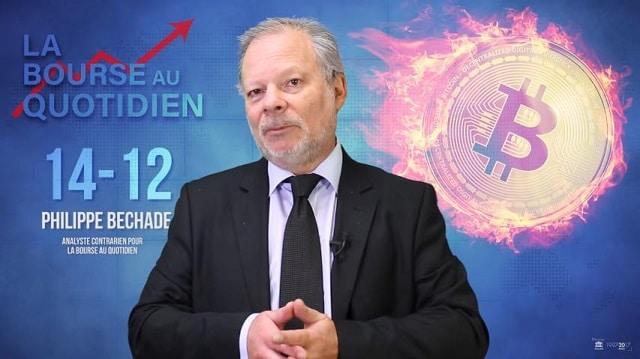 """Philippe Béchade – Séance du Vendredi 14 Décembre 2018: """"A une semaine de noël, les marchés n'ont pas le moral …"""""""
