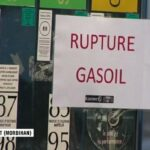 Carburants: 75 stations-service en pénurie totale !!