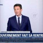 """Benjamin Griveaux: """"Nous devons aller plus loin dans le changement, être encore plus radicaux dans nos méthodes !!"""""""