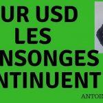 EUR/USD: Jusque là tout va bien …. Plus dure sera la chute !