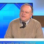 Jean-Marc Daniel: «Pour les français un riche c'est quelqu'un qui gagne plus que lui !»