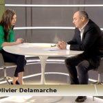 """Olivier Delamarche: """"Plus on imprime de billets et plus on déséquilibre le système ! Ca fera très mal quand il sera obligé de se réajuster !!"""""""