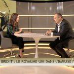 """Olivier Delamarche: Brexit: """"Bienvenue dans C'EST CASH, l'émission interdite aux adultes qui n'aiment pas les vérités qui dérangent !"""""""