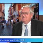 Pourquoi le pire reste à venir pour l'Italie !… Avec Patrick Artus