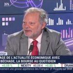 """Philippe Béchade: Brexit: """"Si on arrivait pas à un accord au moins douanier, on va vers un véritable chaos !"""""""