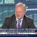 """Philippe Béchade: """"La suprématie du dollar c'est l'impératif catégorique N°1 un pour les Etats-Unis qui ont un problème d'endettement !"""""""