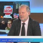 """""""Shutdown"""" record : quel impact sur l'économie US ?… Avec Philippe Béchade"""