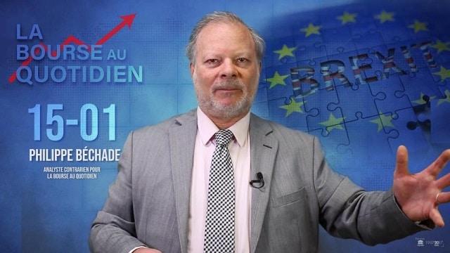 """Philippe Béchade – Séance du Mardi 15 janvier 2019: """"Comme dans une mêlée au rugby qui s"""