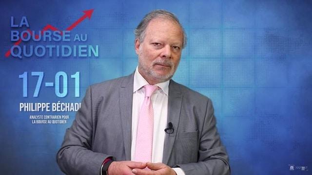 """Philippe Béchade – Séance du jeudi 17 janvier 2019: """"Pour la séance des trois sorcières, cette fois on gagne des misères"""""""