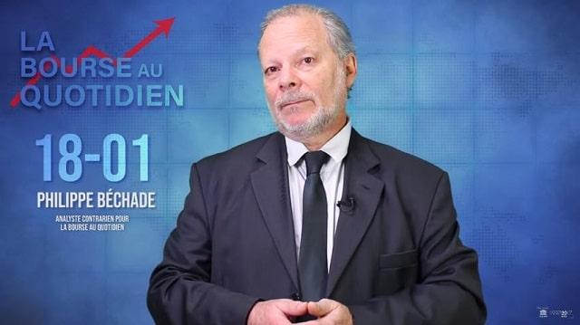 """Philippe Béchade – Séance du Vendredi 18 janvier 2019: """"Et si les marchés avaient encore envie de monter, malgré tout ?"""""""