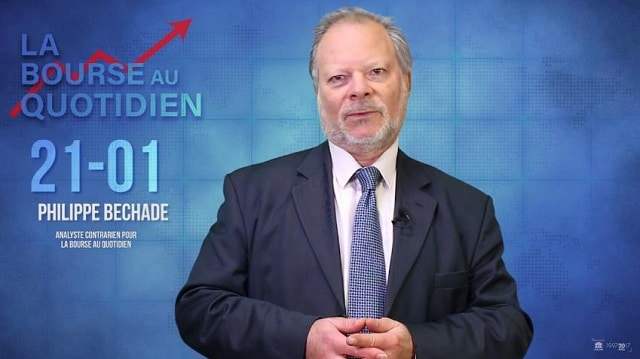 """Philippe Béchade – Séance du Lundi 21 Janvier 2019: """"On n'a jamais pris un aussi bon départ depuis 1987 !"""""""