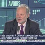 """Philippe Béchade: TLTRO: """"De nouveau la BCE montre la seringue de MORPHINE, la bonne CAM, le Bazooka qui tire un coup et qui fait un gros BOOM !"""""""