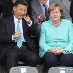 Et le principal partenaire économique de l'Allemagne est… la Chine !