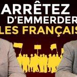 MACRON: «Arrêtez D'emmerder Les Français !»