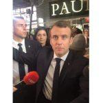 """Emmanuel Macron: """"Il n'y aura pas de référendum sur une sortie de l'U.E. Je considère ce sujet purgé par mon élection !!"""""""