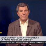 Coup de frein sur la croissance en France en 2018: la faute aux Gilets jaunes ?… Réponse avec Jacques Sapir