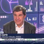 Jacques Sapir: «On est entré dans une PÉRIODE LONGUE de croissance TRÈS FAIBLE !»