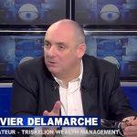 """Olivier Delamarche: """"Aujourd'hui, les gens ne peuvent plus boucler leurs fins de mois. A votre avis ? Que se passera-t-il quand les pays auront des déficits budgétaires de 7 % ?"""""""
