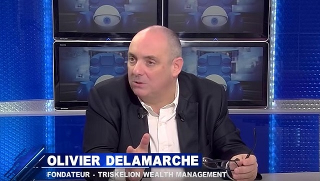 "Olivier Delamarche: ""Aujourd"